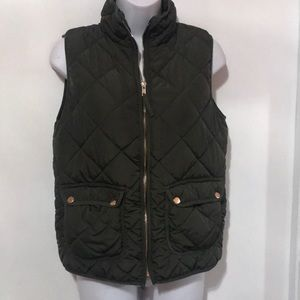 Thread and Supply puffer vest